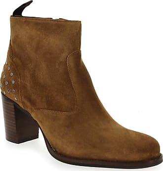 Aminata Femme Camel Muratti Boots Pour wC0BSBOzxq