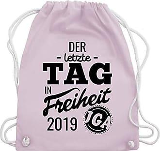 Gym Tag Letzte Turnbeutel Rosa Wm110 Pastell 2019 Junggesellinnenabschied Jga Shirtracer Freiheit Bag In Unisize amp; Der qIS6Twt