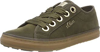 Basses Eu oliver Sneakers Femme 23602 S khaki 701 Vert 31 41 xBCRIBqOwH
