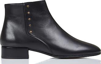 Rivecour Dorés À Boots En Rivets Cuir zrzA8q