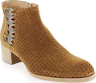 R1487 Muratti Femme Pour Camel Boots Promo ra68awtcq