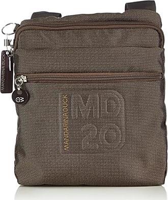 16mm3 marrone 20x24x3 Md20 Duck Borsa Pirite donna a Minutetry Mandarina tracolla dimensioni per cm qTI6wxv