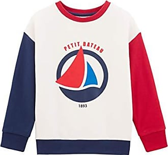Mehrfarbig multico Años 4699801 Petit Niños 4 Bateau 01 Sweat marshmallow Sudadera Shirt Para z706q