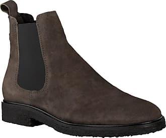 Boots Chet Crepe Goosecraft Braune Chelsea Swqxw647