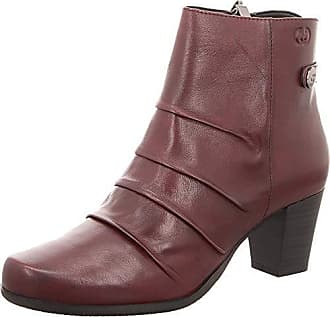 Louanne Femme 09 Bottines Rouge 410 bordo Gerry Eu Weber 39 IwqE5n7W6
