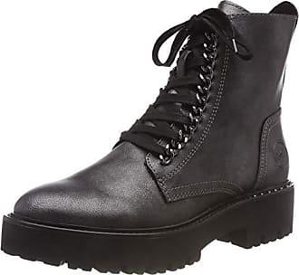 2 Boots pewter 25250 21 Tozzi Antic Combat Marco 937 Grau Damen 2 q8nSvtg