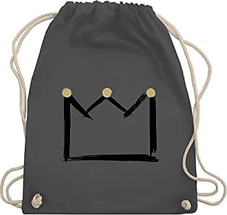 KindKrone Date Dunkelgrau Unisize Wm110 Shirtracer Gym Up Bag To Turnbeutelamp; ikuOPXZ