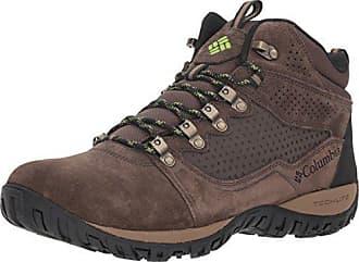 Eu De Zapatillas Senderismo Suede cordovan 45 Peakfreak Columbia Hombre Para Venture Marrón Spring Mid Wp xnqw6RUBR