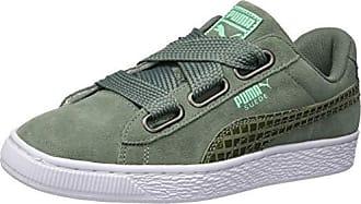 Street Puma Femme Suede 02 Eu Sneakers Heart Wns Wreath Gris 38 Laurel 2 Basses xEErU