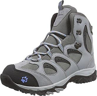 Mid Grau Femme air Chaussures 1095 Blue Eu Randonnée Et Mountain Trekking 5 Storm Wolfskin De 40 Texapore Gris Jack AFqI7I