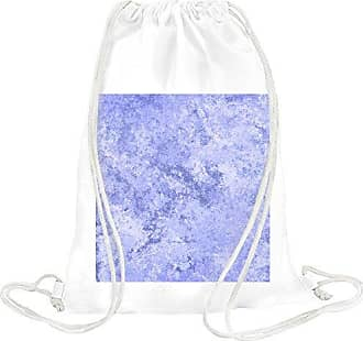 Blue Light Print Younique Bag Drawstring 5BZwdqX