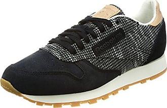 Reebok Leather Chaussures Homme Ebk De gum Multicolore gris Fitness sand Cl black Eu noir Stone stark Grey 45 ppqgrw