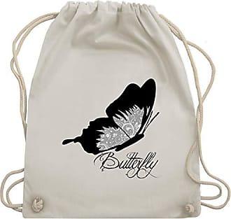 85ecb6894ee895 Bag Shirts Turnbeutel Shirtracer Gym Naturweiß Unisize Schmetterling  Butterfly amp  Wm110 Statement w5Aq5Txv