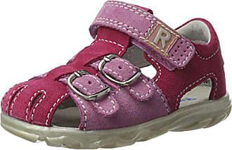 Chaussures silver Fille Kinderschuhe Eu Bébé Terrino Rose fuchsia 25 candy Marche Richter AnR6qOO