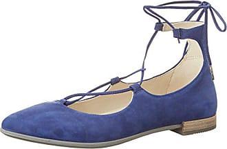 Femme Fermé Ballerina Bout Ecco Eu Ballerines Shape Pointy Bleu 2139mediveval 40 xSnYPOCq