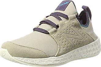 Chaussures Foam Fresh New Balance Eu Cruz 40 Femme aluminium De Fitness Argent fIwfqO
