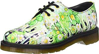 Dr Chaussures Multicolore Martens Backhan Eu Paint green Slick 39 Femme 1461 RraURng