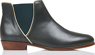 Chelsea Bobbies Boot Bobbies Chelsea En Cuir vZaq1wxn