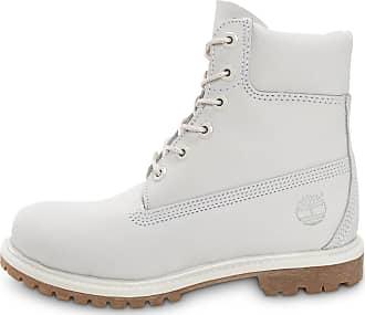Femme Timberland Blanche Boots inch 6 Premium SxwvqvdAf