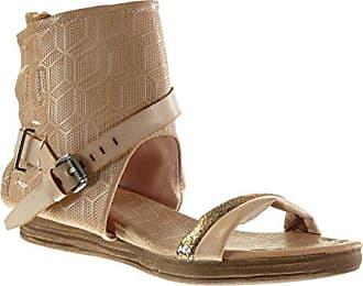 40af7ec908cff Schleife Rosa T Perforiert Tanga Cm 4 Stiefeletten 39 Offen Schuhe Ferse  Damen Sandalen Flache String ...
