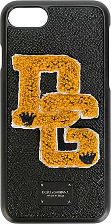 7 Dolce hülle patch Logo amp; Schwarz Mit Iphone Gabbana Zqnrt1q4