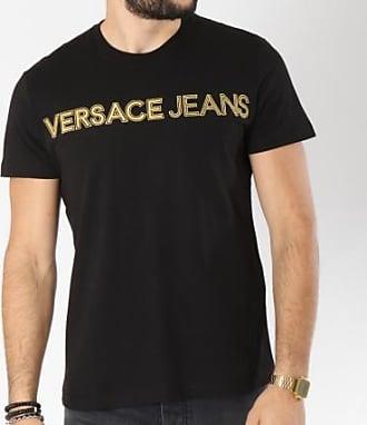 Doré Shirt Versace Couture Noir Tee Jeans Ric nP8qOqvxw