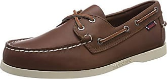 Portland Hombre Docksides 5 Náuticos brown Sebago Para 43 Eu Marrón 900 z5InOxw
