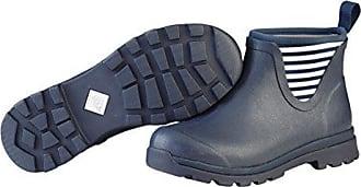 Original Boot 002 The prints Ankle navy 40 Eu Muck Damen Company 39 Gummistiefel Cambridge Blau dCPCwr