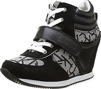 grb Eu Viridiana Gris Sneakers 40 Hautes Jeans Femme Klein Calvin q0ABff