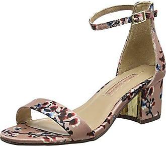 30 Saint Abierta Eu De 39 Perkins Para Mujer Con Dorothy Zapatos pink Punta Tacón Rosa axnUW711R