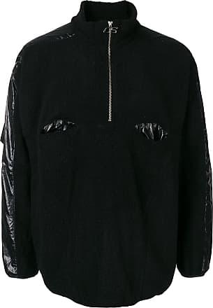 Furry Furry Sweatshirt Cmmn Noir Swdn Sweatshirt Bzq7v7