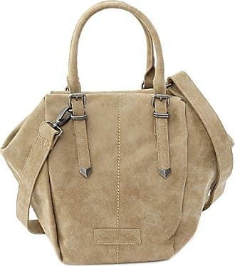28 T bags Fritzi Handtaschen Cm 5 40 Umhängetaschen Damen H Henkeltaschen Preußen Trapez Aus 5 5 b Crossover bags Beige 18 X AxA61
