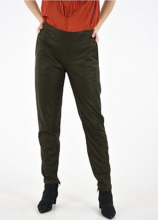 Xl Size Trousers Leather Drome Drome Leather nWxFqaXw