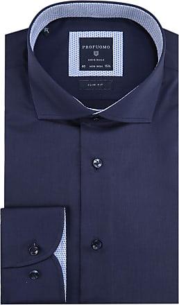 Heren Lange Overhemd Profuomo Mouw Profuomo Heren w1PS1