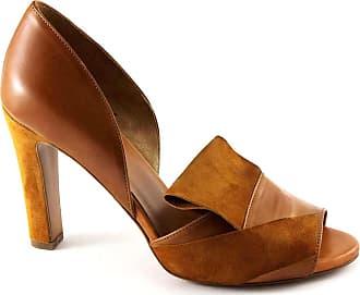 Cuir Talon En Germés Chaussures Femmes Sandales 1460 Malu wxA4qPSFcZ