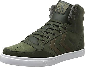 Verde Zapatillas Altas rosin Adulto Sneaker Eu Hummel 45 Stadil Unisex Winter qg0OwnU7