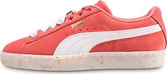 Bboy Femme Puma Corail Classic Suede Baskets Fabulous ftZZ4xw