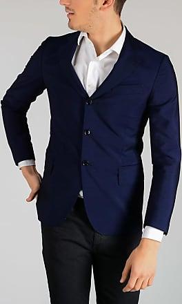 Mp Mixed Massimo Size Blazer Piombo 46 Mohair 14B4p