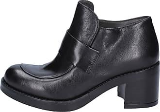 E Bottines Chaussures Cuir Bx420 vee Femme Noir zqrvwxz4t
