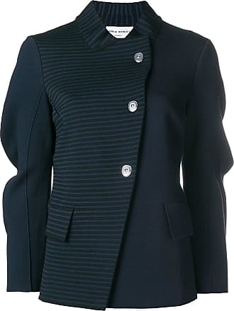 Contrast Rykiel Jacket Panel Bleu Sonia n1ABWvqvF
