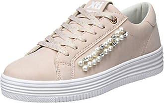 Sneakers nude 48041 37 Pink Xti Eu Damen wBapqp