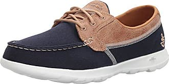Náuticos Azul 36 navy Walk Skechers Mujer Nvy coral Para Lite 5 Eu Go 66I4wq0