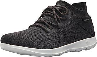 Noir Enfiler black 36 Skechers Go Femme Lite Baskets white rise Eu Walk AwnxH0XxqC