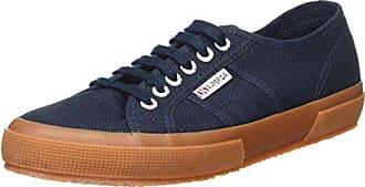 Eu 44 navy Gum Blau 2750 Classic Superga 5 Sneakers Unisex ZzaCwq