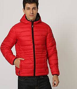 Piumino Colapeak Red Jacket Quilted canadese rHr1FqO