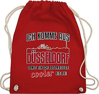 Shirtracer Wm110 Gym Komme Ich Städte Turnbeutel Aus Bag Rot Unisize Düsseldorf amp; rpBrwE0q