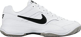 Cly Herren Eu medium Lite Weißwhite Grey 10043 Court Nike black Tennisschuhe ulFJK13Tc