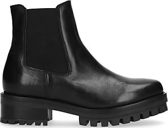 Sacha 42 Chelsea Aus 40 39 37 Leder Boots 36 38 41 Schwarzem rrTOx