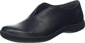 Camper Spiral loafers Comet 37 black Noir 001 Femme Mocassins Eu RRarwq1