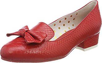 40 Eu Bout Rouge Fermé 37 red Femme Alice Lola Ramona Escarpins wqPF8F